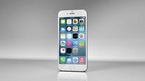 3d model production iphone