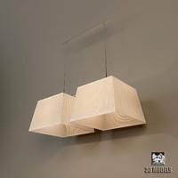 lamp jnl soiree 3d model