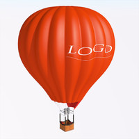 Hot Air Balloon v01