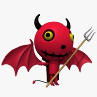 cute devil 3d 3ds