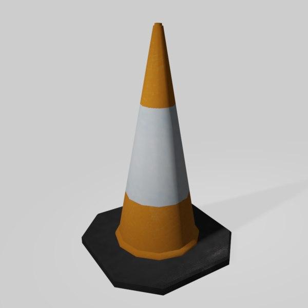 road traffic cone max free