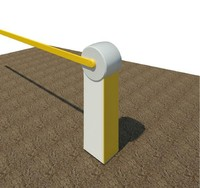 Parking Barrier Revit