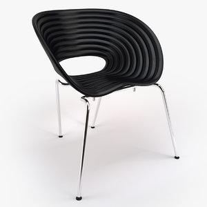 3d tom vac chair