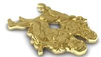 zodiac gemini 3d model