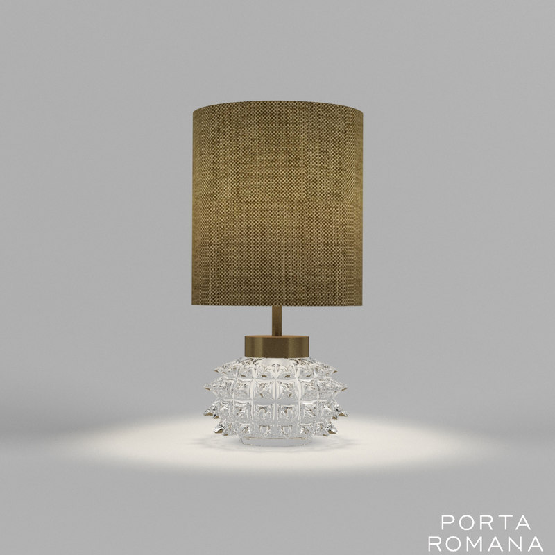 maya porta romana hedgedog lamp
