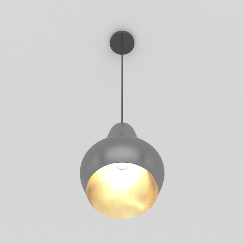 pendant lamp 7 bulb light max