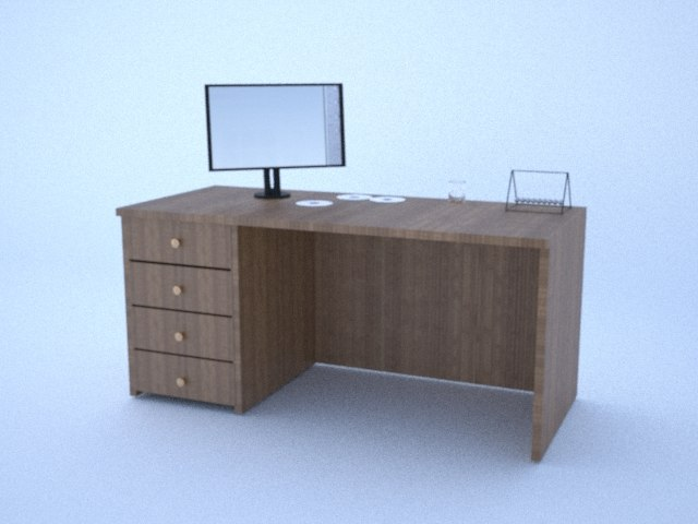 obj table office