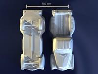 chevrolet pickup 3d model