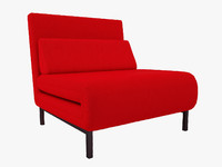 abbyson living chair bed 3d max