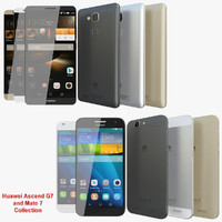 Huawei Ascend G7 & Mate 7 Collecion