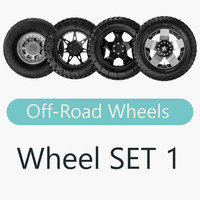 wheel set max