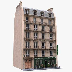france building tenement x