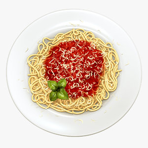 3ds max spaghetti modeled