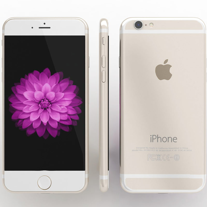 phone iphone apple obj