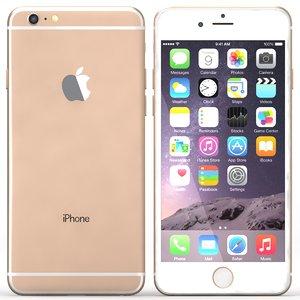 max iphone 6 gold