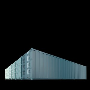 40ft containers 5 max