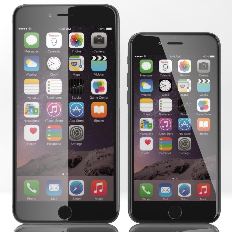 3d combo apple iphone 6
