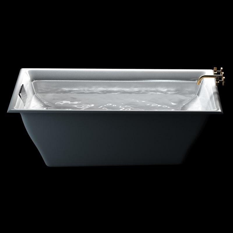 obj bath tap kohler