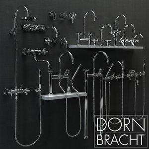 dornbracht tara kitchen 3d model