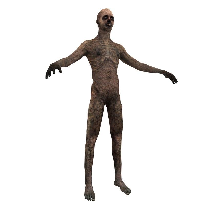 zombie 3 max