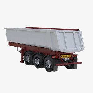 tipper trailer max