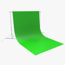 green screen 3D models