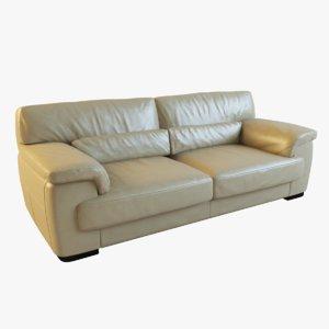max leather sofa montana