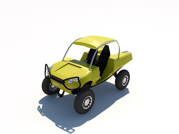 buggy utv commander 3ds