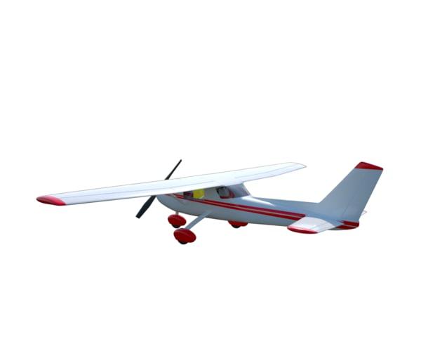 3d c-152 cessna 152