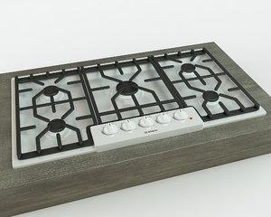 kitchen appliance 001 3d max