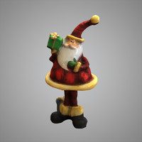 Santa Present