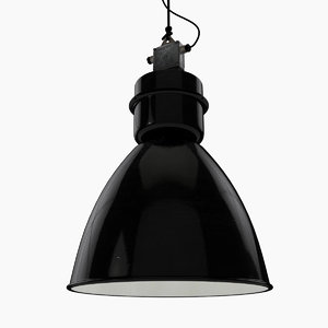 3d 360volt linz industrial lamp model