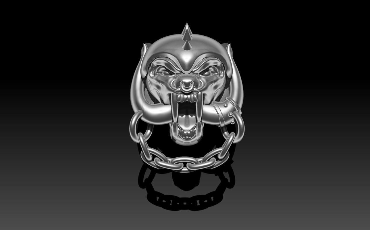 maya motorhead ring