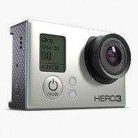 3d max action camera gopro hero