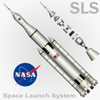 SLS Space Launch System