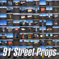 Street Prop Pack