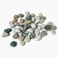pebbles vrayforc4d rocks
