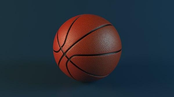 3dsmax basketball rig ball