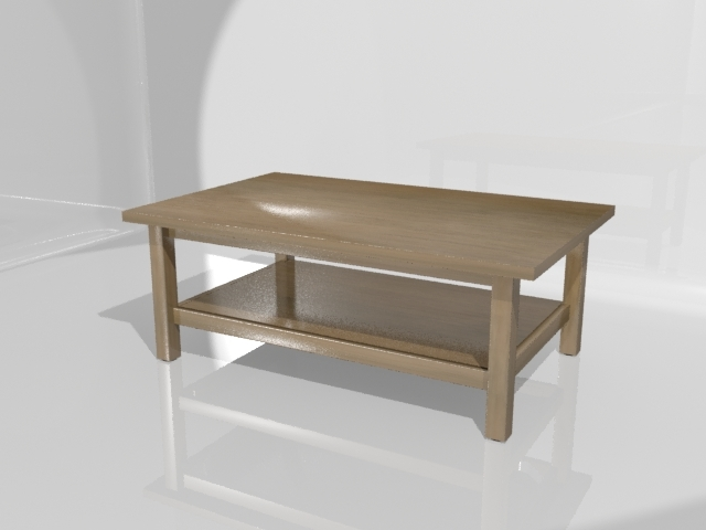 Ikea Hemnes Coffee Table 46 X 29 Inch