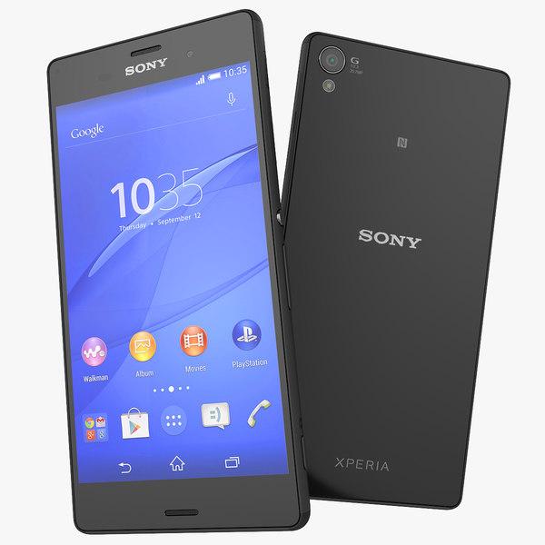 new sony xperia z3 3ds