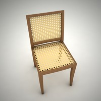 3ds chair