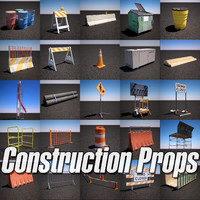 Construction Prop Pack