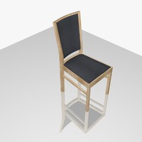 3d model ikea chair sydney