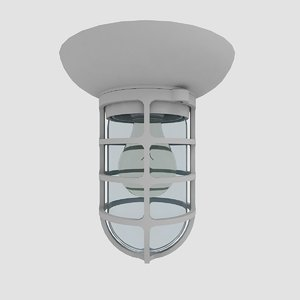 ma industrial light fixture