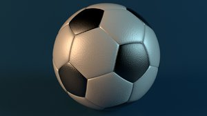 3d soccer ball rig