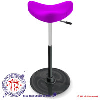 obj ergonomic stool