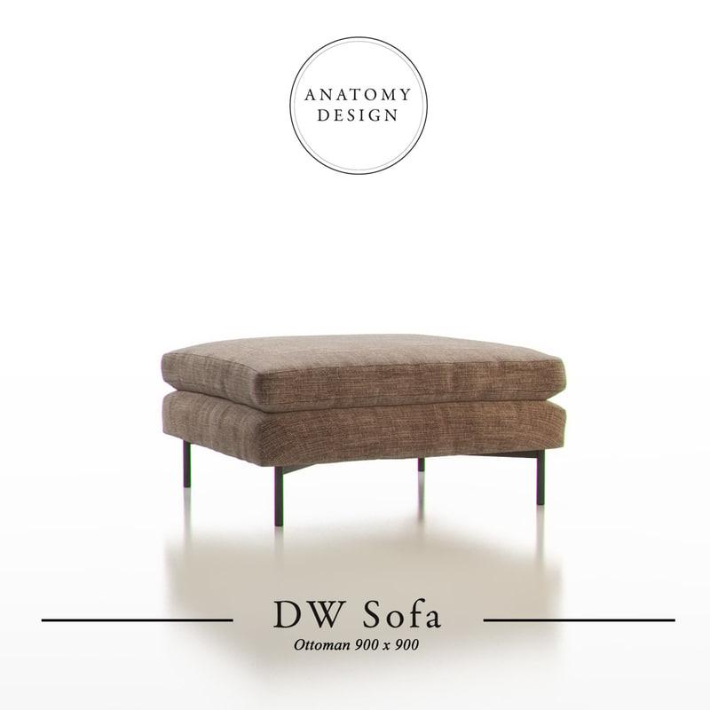 anatomy design - dw 3d model