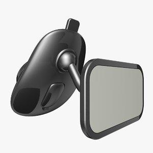 3d model holder cellphone