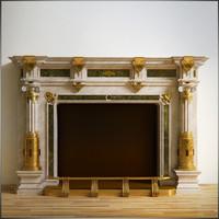Fireplace Romas