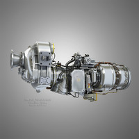 3d pw150 turboprop engine